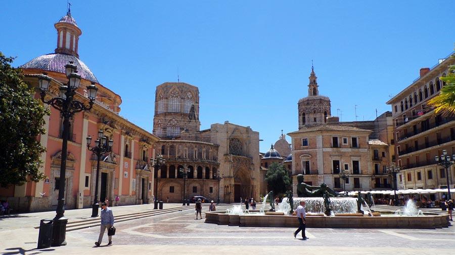Valencia Sehenswürdigkeiten: Kathedrale