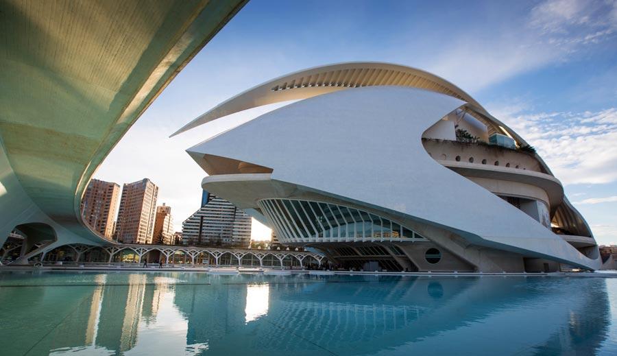Valencia Sehenswürdigkeiten: Palau, Reina Sofia