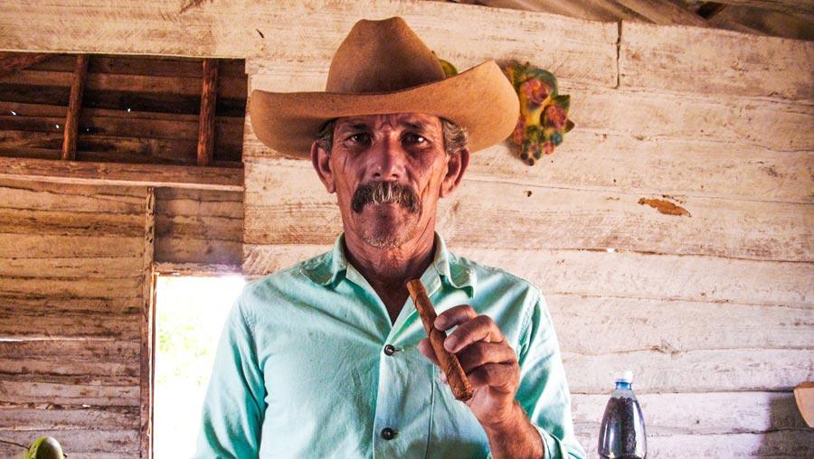 Visum Kuba: Touristenkarte, Vinales