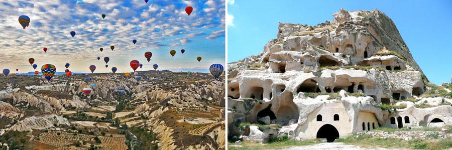 Visum Türkei: Reise Kappadokien