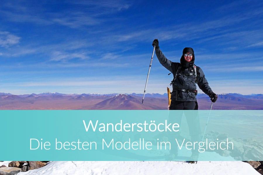 Wanderstöcke: Weltreise Blog