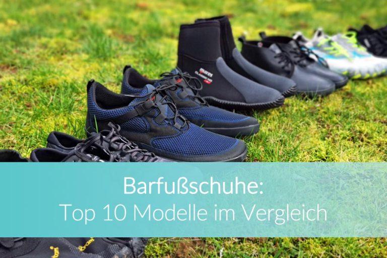 Barfußschuhe: Die 10 besten Minimalschuhe für Damen und Herren im Test | 2019