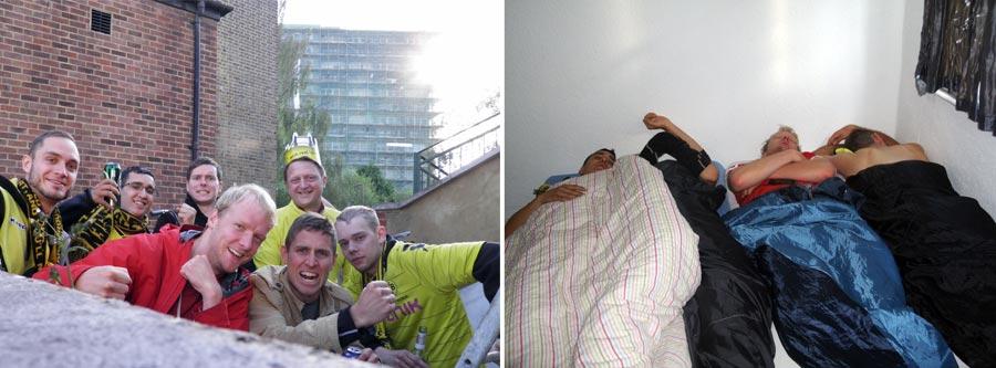 Couchsurfing: Austausch, Fremde