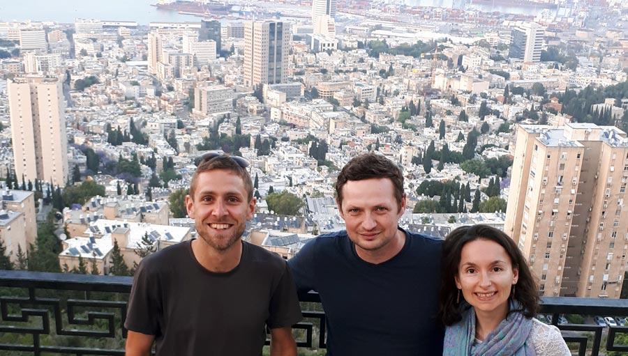 Couchsurfing: Netzwerk Israel, Haifa