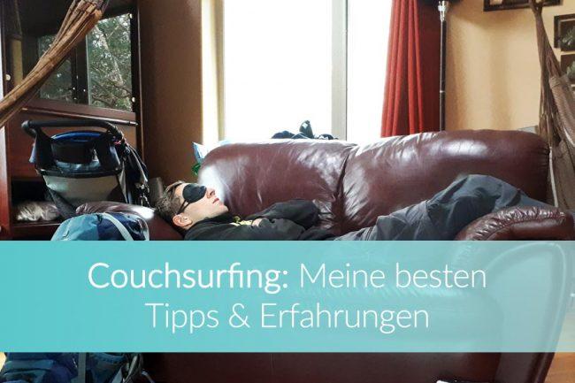 Couchsurfing: Weltreise Blog