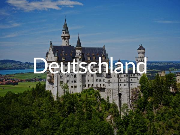 Reisetipps und Reiseführer Deutschland