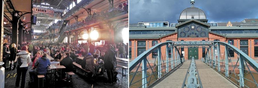 Hamburg Sehenswürdigkeiten: Fischmarkt