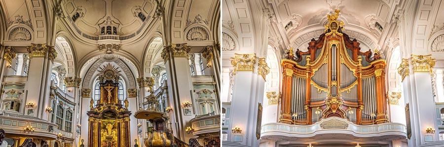 Hamburg Sehenswürdigkeiten: Michel, St. Michaeliskirche