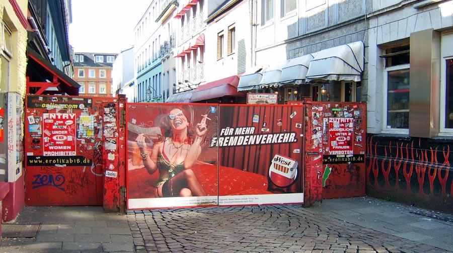 Hamburg Sehenswürdigkeiten: Schanzenviertel, St.Pauli