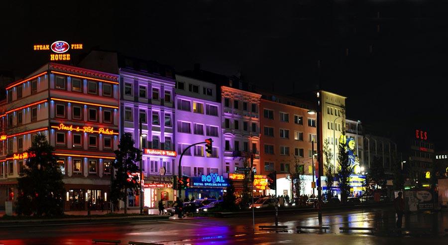 Hamburg Sehenswürdigkeiten: St.Pauli, Schanzenviertel