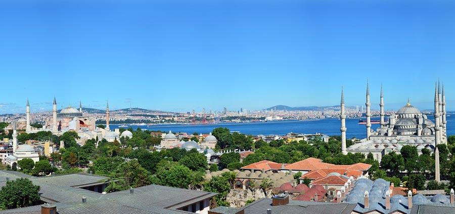Istanbul Preise: Städtetrip Reise, Bosporus