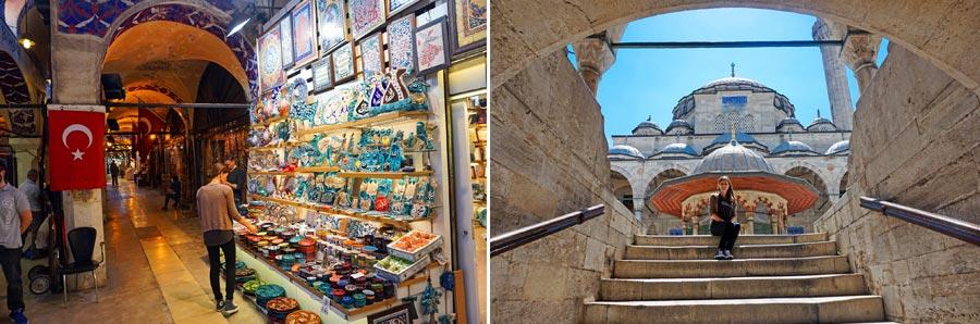 Istanbul Reiseführer: Stadt, Bosporus, Museum, Moschee