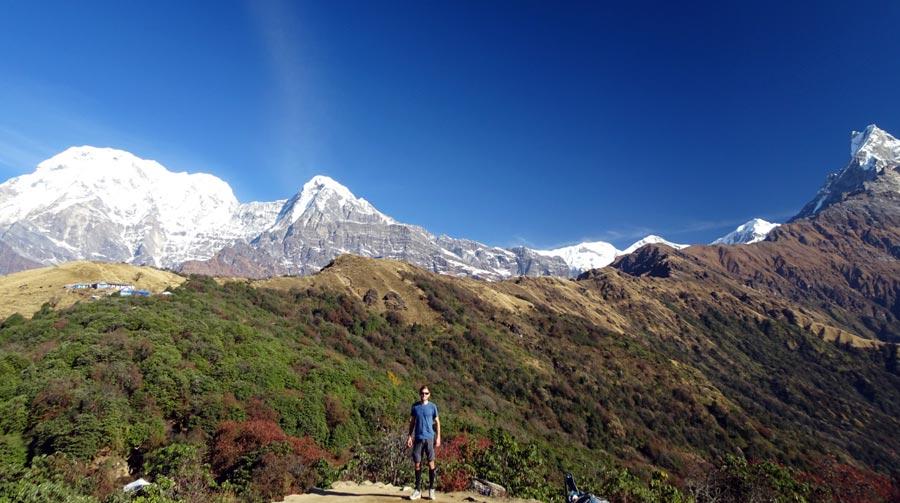 Mardi Himal Trek: Low Camp, Badal Danda