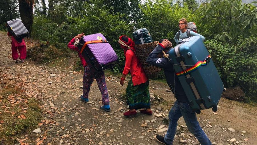 Mardi Himal Trek: Packliste, Rucksack