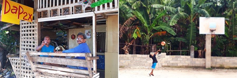 Philippinen Backpacking: Menschen, Einwohner, Bevölkerung