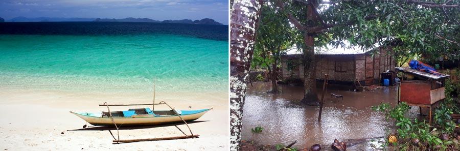 Philippinen Backpacking: beste Reisezeit, Klima, Wetter