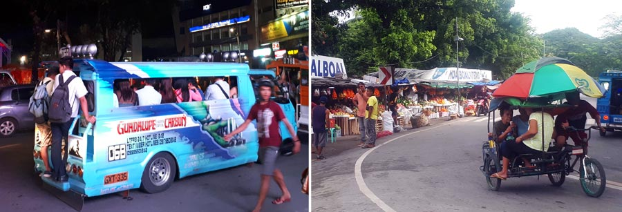 Philippinen Backpacking: Transport, Jeepney