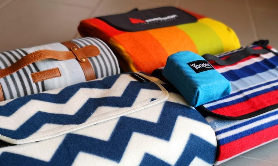 Picknickdecke: Campingdecke kaufen