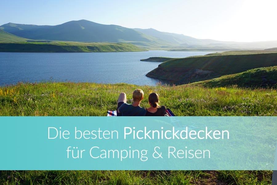 Picknickdecke: Weltreise Blog