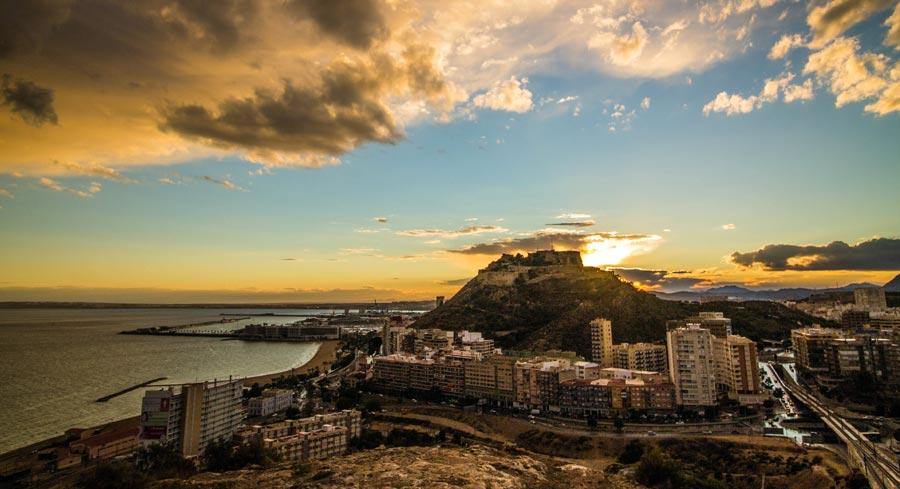 Spanien Sehenswürdigkeiten: Alicante