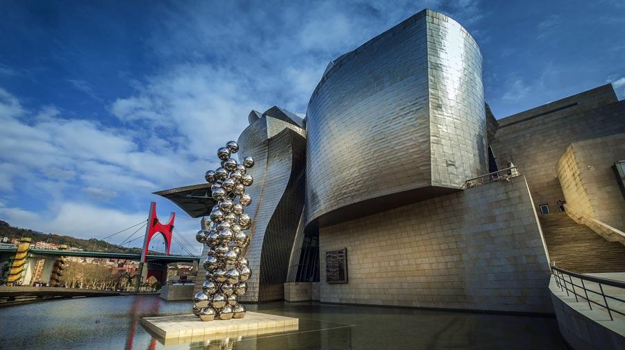 Spanien Sehenswürdigkeiten: Bilbao, Guggenheim Museum