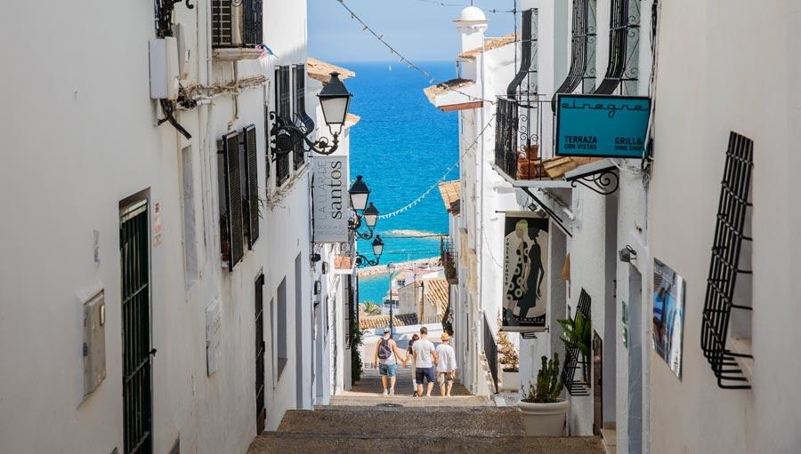 Spanien Sehenswürdigkeiten: Costa del Sol