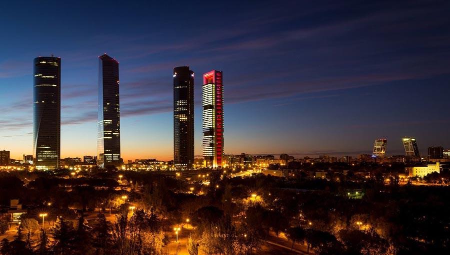 Spanien Sehenswürdigkeiten: Madrid, Stadtzentrum