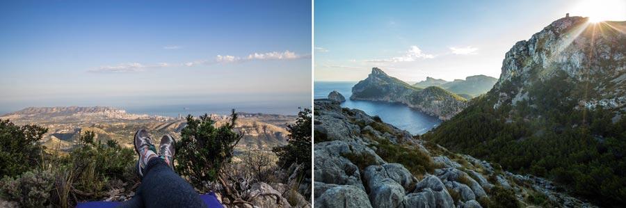 Spanien Sehenswürdigkeiten: Mallorca wandern