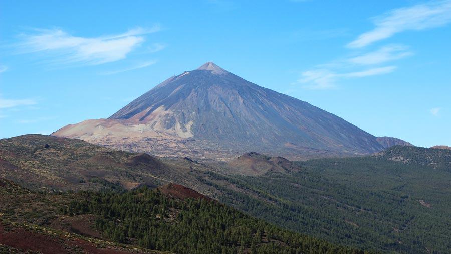 Spanien Sehenswürdigkeiten: Pico del Teide, Teneriffa