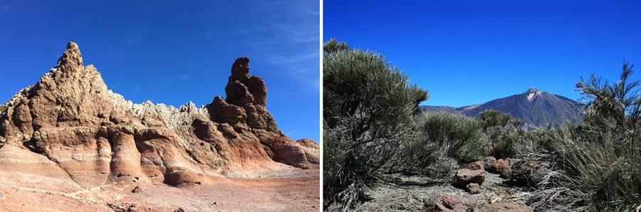 Spanien Sehenswürdigkeiten: Teide Nationalpark