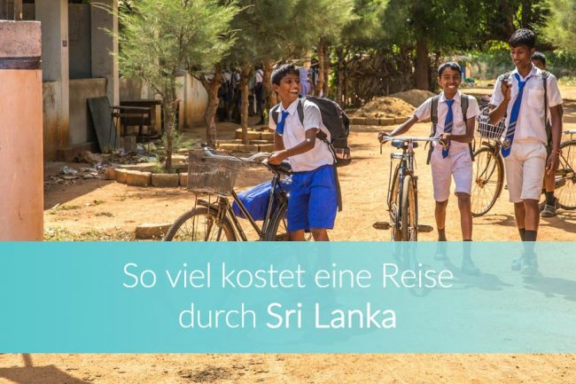 Sri Lanka Backpacking: Weltreise Blog