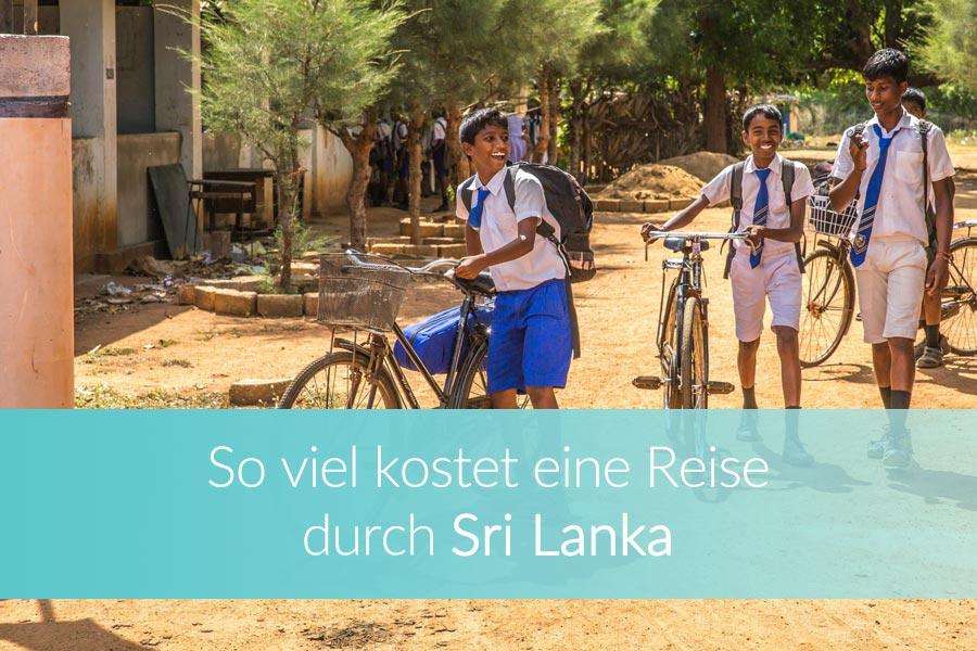 Sri Lanka Backpacking: Weltreise Blog