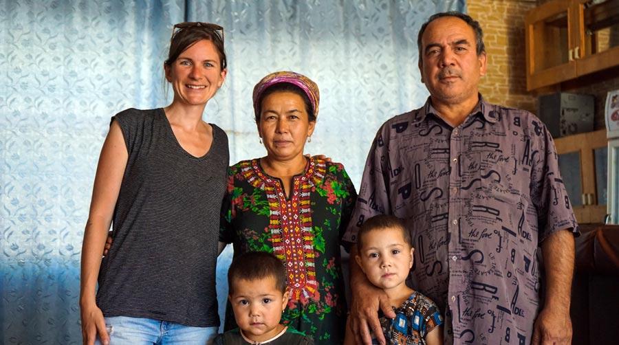Ashgabat: Menschen, Einheimische