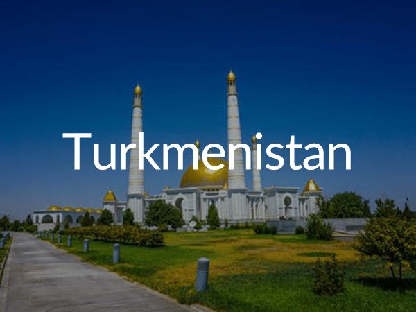 Reisetipps und Reiseführer Turkmenistan