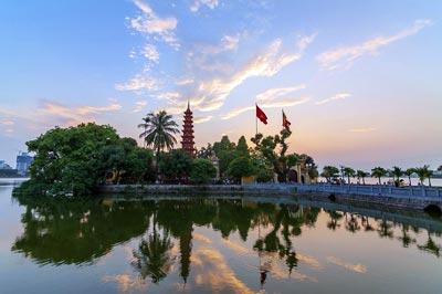 Vietnam Sehenswürdigkeiten: Hauptstadt Hanoi, Reise