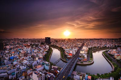 Vietnam Sehenswürdigkeiten: Ho Chi Minh Stadt