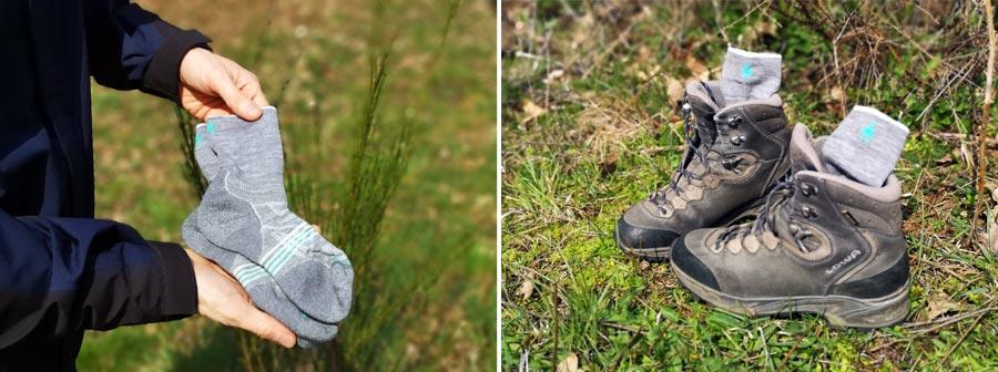 Wandersocken: Trekkingsocken Smartwool