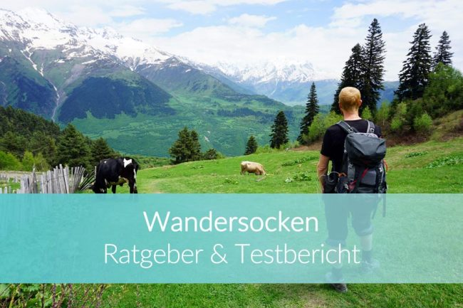 Wandersocken: Weltreise Blog