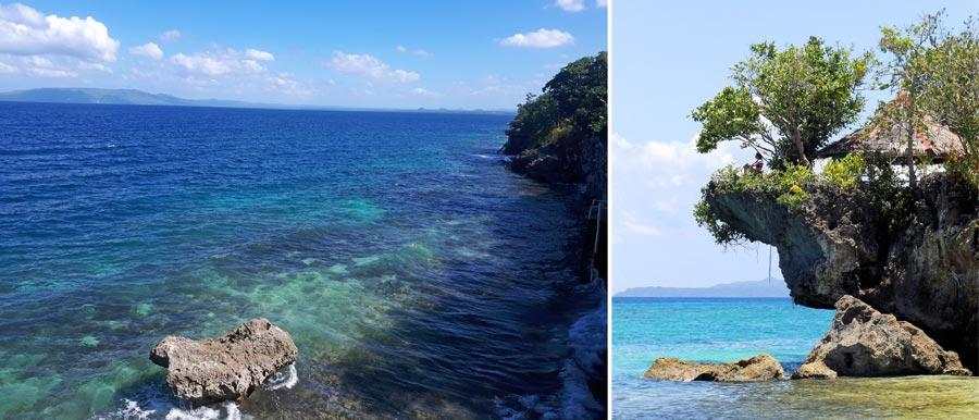 Bohol: Anda, Strand, Besuch