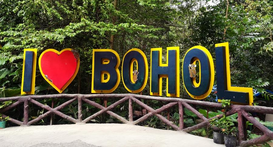 Bohol: Urlaub, Tourismus