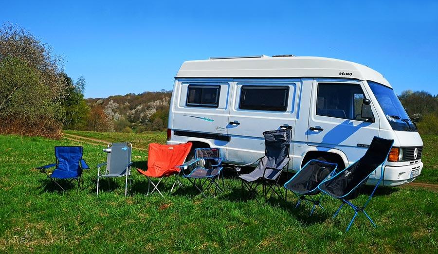 Campingstuhl, Reise, klappbarer Faltstuhl