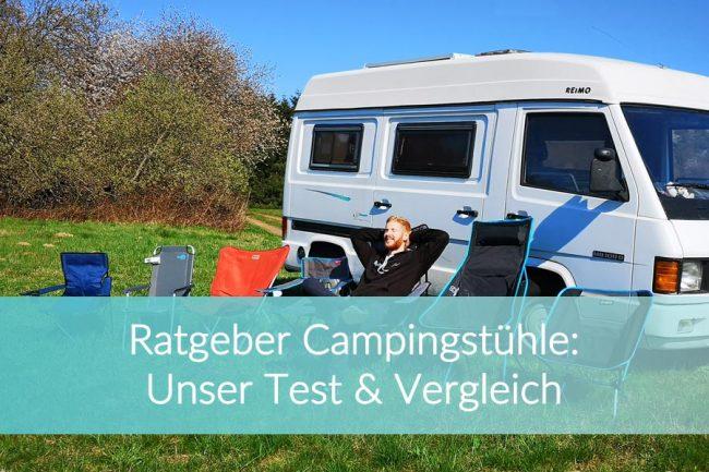 Campingstuhl: Weltreise Blog