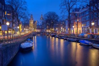Schönste Städte Europas: Amsterdam, Hauptstadt Holland