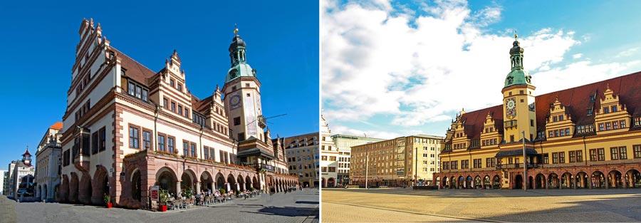 Leipzig Sehenswürdigkeiten: Altes Rathaus