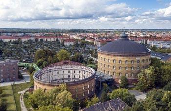 Leipzig Sehenswürdigkeiten: Panometer, Panorama