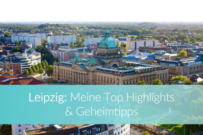 Leipzig Sehenswürdigkeiten: Weltreise Blog
