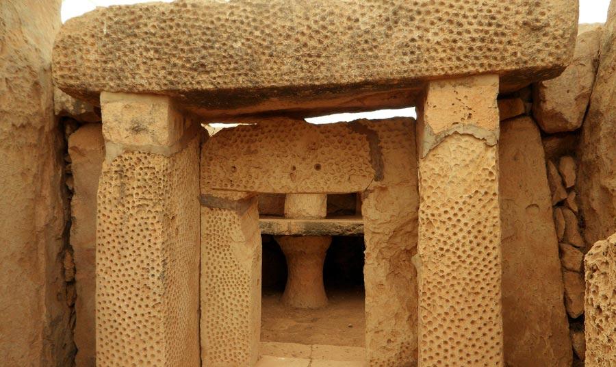 Malta Sehenswürdigkeiten: Megalithische Tempel