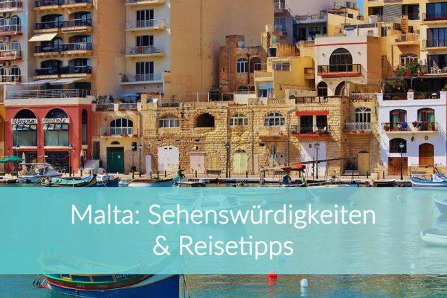 Malta Sehenswürdigkeiten: Weltreise Blog