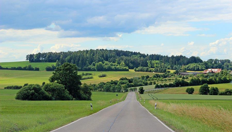 Saarland: Bliesgau, Naturraum Saar