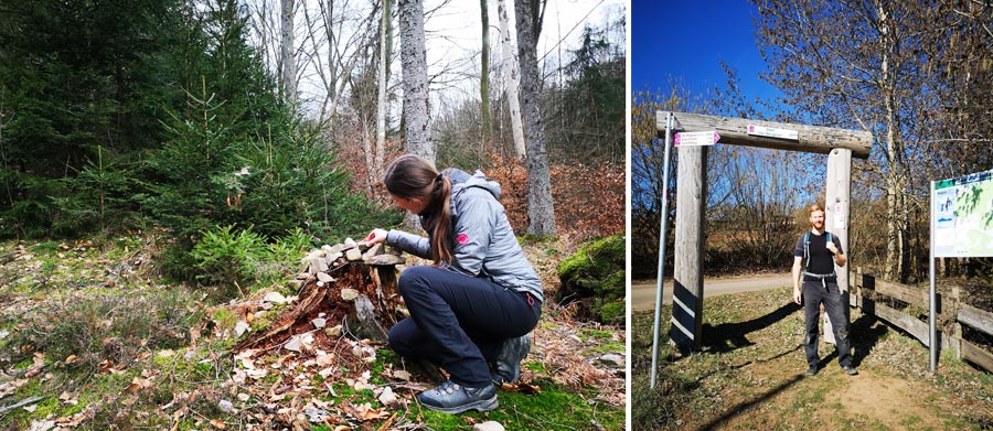 Nachhaltig reisen Saarland: Premiumwanderwege, Natur, Traumschleifen